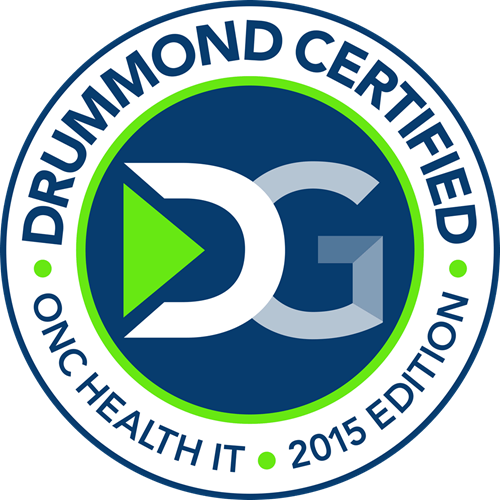 Drummond Certification Logo