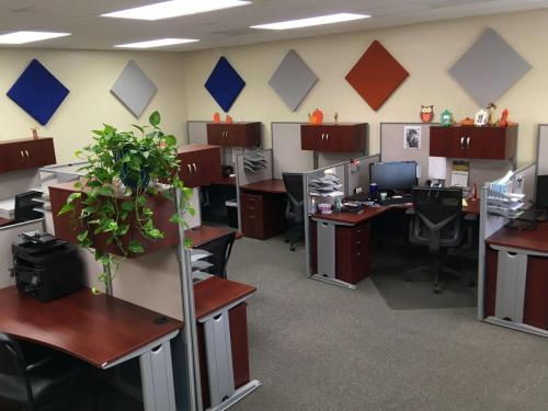 Client Services Room